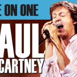 PAUL McCARTNEY brings his 'One On One Tour' to AUS & NZ this December