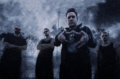 TRAPT – The Bald Faced Stag, Sydney – July 7, 2017