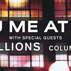 YOU ME AT SIX announce Australian tour with special guests HELLIONS + COLUMBUS