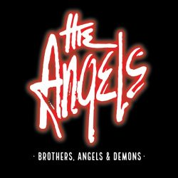 THE ANGELS announce Aug release of 'Brothers, Angels & Demons' album + 'The Angels' book + John & Rick Brewster intimate book tour