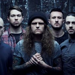 MISS MAY I Announce 'The Shadows Inside' Australian Tour with Special Guests SYLAR
