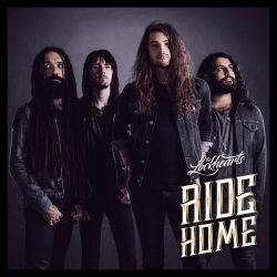 THE LOCKHEARTS release video for 'Ride Home' and it ROCKS