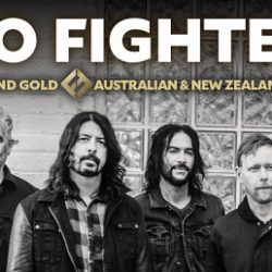 FOO FIGHTERS returning to AU & NZ stadiums on 'Concrete & Gold' World Tour in Jan-Feb 2018 with very special guests WEEZER