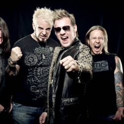 FOZZY To Release JUDAS on October 13th