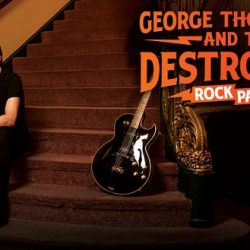 GEORGE THOROGOOD AND THE DESTROYERS – Brings The Rock Party Tour To Australia For Two Shows Only
