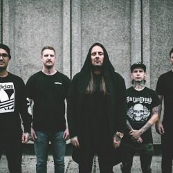 THY ART IS MURDER announce 2018 headline tour