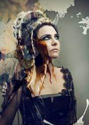 Amy Lee of Evanescence: Photo Credit: P.R. Brown.