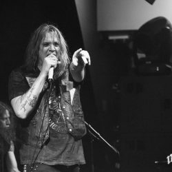 Sebastian Bach – The Manning Bar, Sydney – October 27, 2017