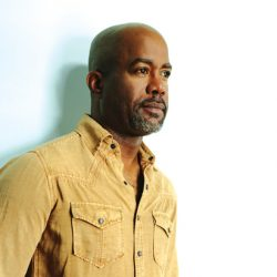 DARIUS RUCKER Announces Headline Dates For March + Special Guest Luke Combs