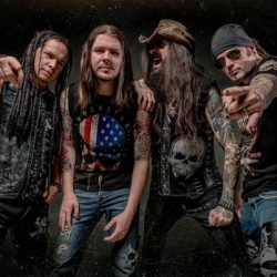 SALIVA Announce First Ever Australian Tour