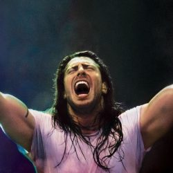 ANDREW W.K. Releases First Song In 9 Years 'Music Is Worth Living For' Taken From Upcoming Album 'You're Not Alone' out March 2.