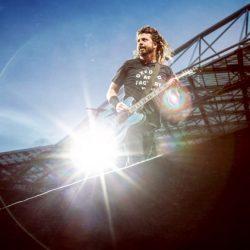 Foo Fighters – ANZ Stadium, Sydney – January 27, 2018