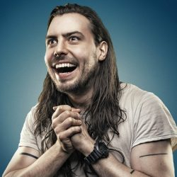 Andrew W.K. – The Manning Bar, Sydney – August 26, 2018