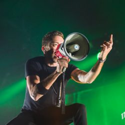 Rise Against – The Hordern Pavilion, Sydney – February 13, 2018