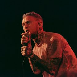 Frank Carter & The Rattlesnakes / Cancer Bats – The Metro Theatre, Sydney – February 10, 2018