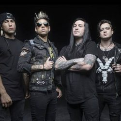 ESCAPE THE FATE Announce Australian and New Zealand Tour
