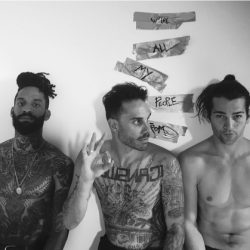 THE FEVER 333 sign to Roadrunner Records