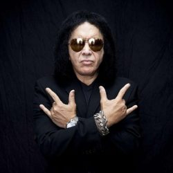 GENE SIMMONS Announces ACE FREHLEY As Special Guest Star On 40th Anniversary Solo Album Australian Tour This August/ September