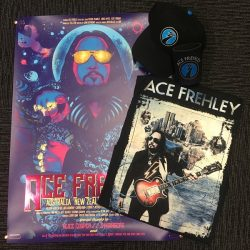 WIN an ACE FREHLEY prize pack (CLOSED)