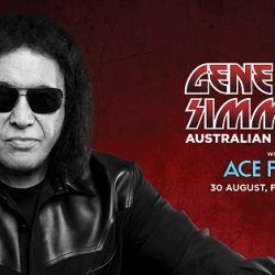 GENE SIMMONS With Special Guest Star ACE FREHLEY 40th Anniversary Solo Album Australian Tour – Melbourne Show – 30 August – Venue Change