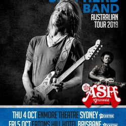 Kenny Wayne Shepherd Band – The Enmore Theatre, Sydney – October 4, 2018