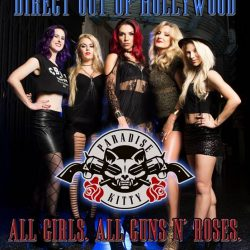 PARADISE KITTY (All Girl L.A. Guns n' Roses Tribute) Announce Australian Tour