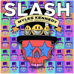 Slash Ft. Myles Kennedy & The Conspirators – Living The Dream