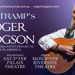 SUPERTRAMP'S Roger Hodgson – Australian Tour Announcement & 40 years of Breakfast in America