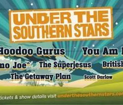 UNDER THE SOUTHERN STARS Summer festival announces lineup!