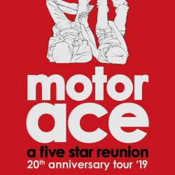 Motor Ace – The Factory Theatre, Sydney – April 5, 2019