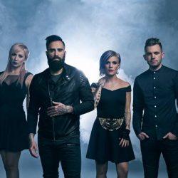SKILLET Announce November 2018 Australian Tour