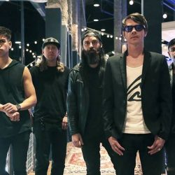 THE RED JUMPSUIT APPARATUS Announce Australian and NZ 2018 Tour