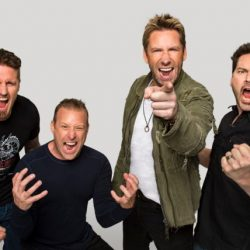 NICKELBACK return to Australia for three shows only