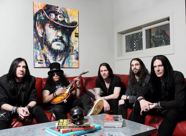 Brent Fitz of Slash feat. Myles Kennedy & The Conspirators