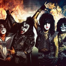 KISS Announce Australian Support Acts