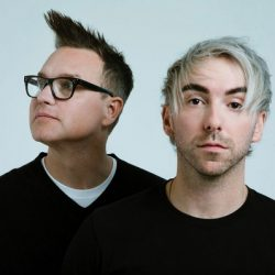 Mark Hoppus (Blink-182) And Alex Gaskarth (All Time Low) Release Simple Creatures Debut Single 'Drug' – Ep Due March 2019
