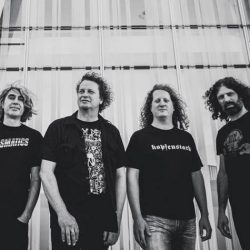 VOIVOD – 35th Anniversary Tour – AUSTRALIA JAN 2019 – Supports announced