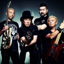LOUDNESS Announce May 2019 Thunder In The East Australian Tour