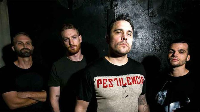 Chris Taylor Brown of TRAPT