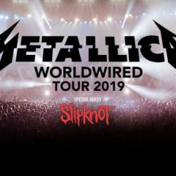 METALLICA – WORLDWIRED TOUR HEADS TO AUSTRALIA & NEW ZEALAND