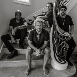 SAMMY HAGAR & THE CIRCLE Supergroup feat Sammy Hagar, Michael Anthony, Jason Bonham & Vic Johnson To Release Space Between On May 10