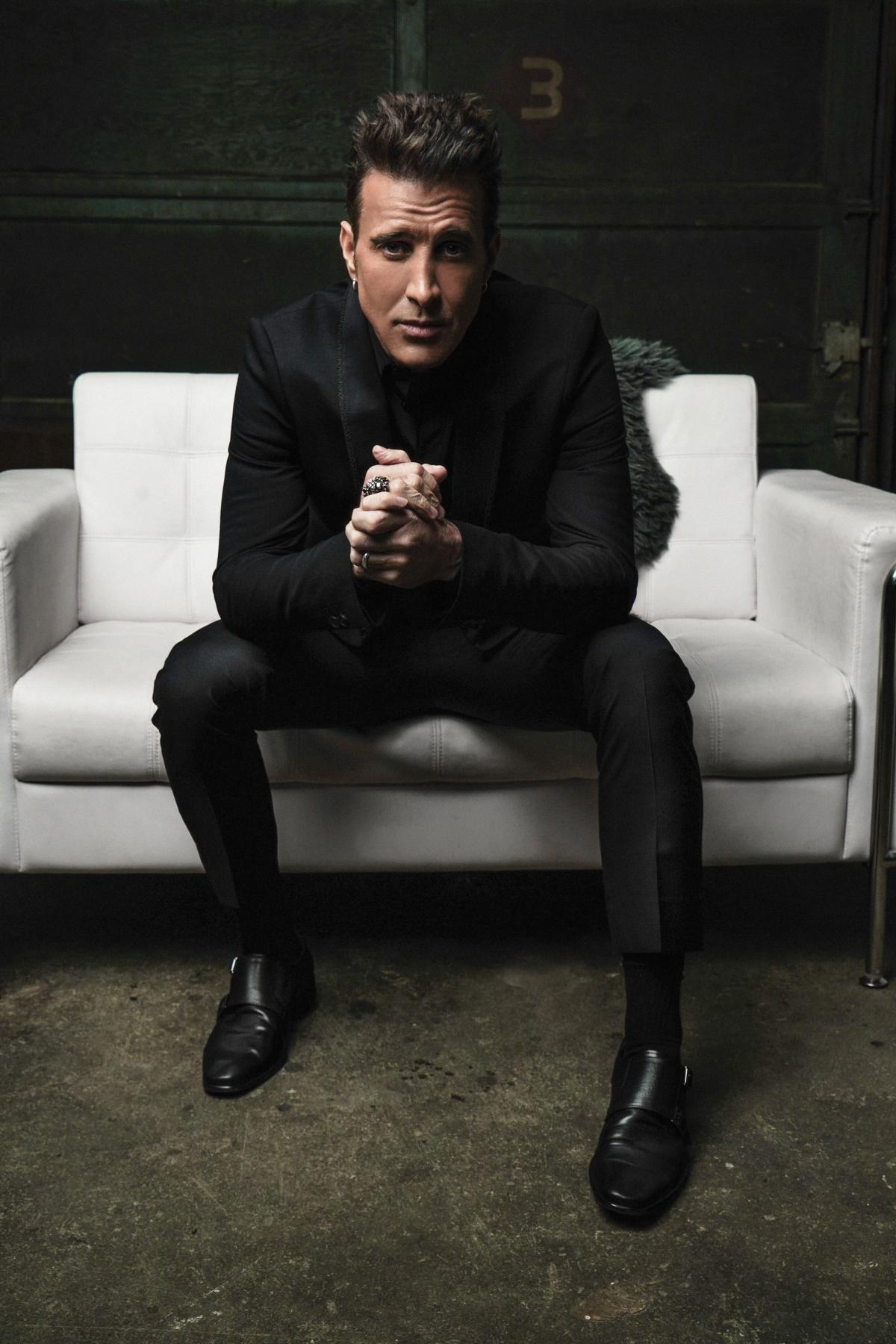 Scott Stapp Releases First Single Purpose For Pain From New
