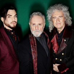 QUEEN + ADAM LAMBERT Heading to Australian Stadiums in February 2020!