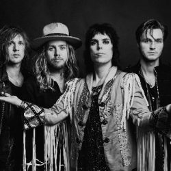 THE STRUTS (Video Interview)
