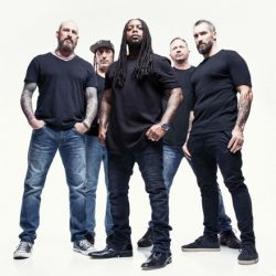 Sevendust – The Metro Theatre, Sydney – April 26, 2019