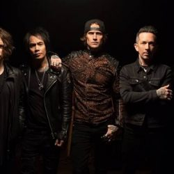 Stevie D of Buckcherry