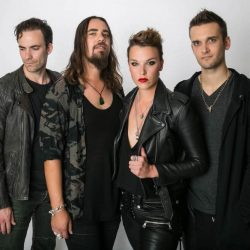 HALESTORM & BLACK STONE CHERRY to tour Australia in December