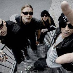 BACKYARD BABIES Announce October 2019 Australian Tour