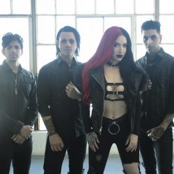 "NEW YEARS DAY Announce ""Unbreakable"" Debut Headline Australian Tour"