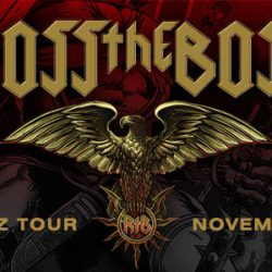 ROSS THE BOSS Announces – 35th anniversary of MANOWAR'S 'HAIL TO ENGLAND'album played in its entirety Australian and NZ Tour